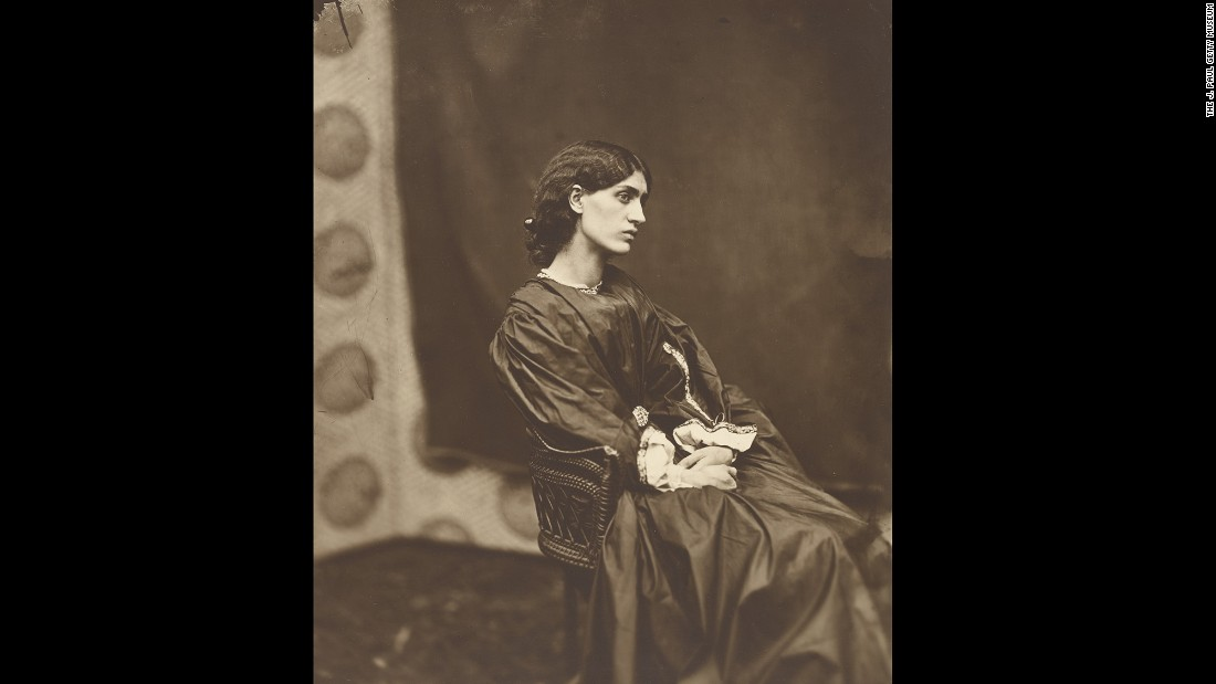Very little is known about Irish photographer John Robert Parsons, other than he created a series of portraits of Jane Morris, pictured, in 1865. Morris, who was married to writer and artist William Morris, frequently modeled for Parsons and the painter Dante Gabriel Rossetti, with whom she had an affair.