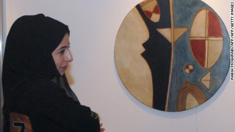 How art can help diffuse Middle East tensions