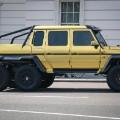 gold cars 4x4