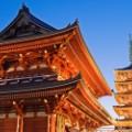 14 japan temples