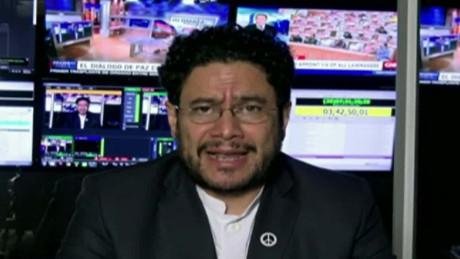 cnnee panorama entrevista ivan cepeda colombia dialogo eln_00010211