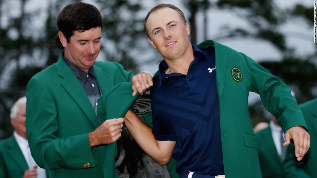 Langasque has contacted reigning Masters champion Jordan Spieth and two-time green jacket winner Bubba Watson, as well as Rory McIlroy, to invite them for a practice round at Augusta.