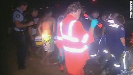 australia surfer shark attack dnt_00000000