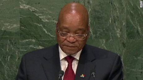 South Africa court: President Zuma defied constitution
