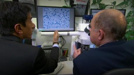 Inside the CDC lab that first identified Zika virus in fetal tissue