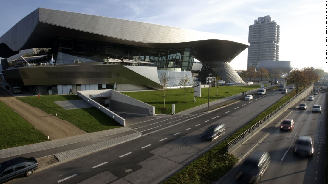 A year after completing the BMW Central Building, Hadid won the prestigious Prikzter Prize, making her the first woman to do so.