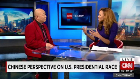 Chinese perspective on U.S. presidential race