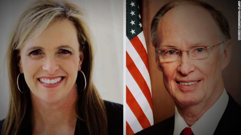 Alabama Gov. Bentley faces impeachment battle