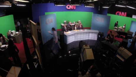 Recreating CNN's newsroom during Challenger disaster