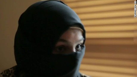 Ex-wife of ISIS leader speaks out