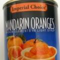 Mandarin Orange Recall