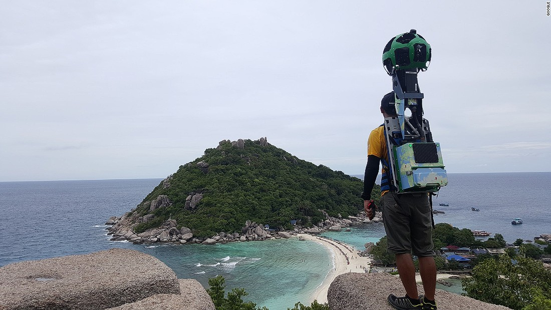 Nang Yuan is a tiny island off the coast of Koh Tao, located in the Gulf of Thailand, famous for diving and snorkeling.