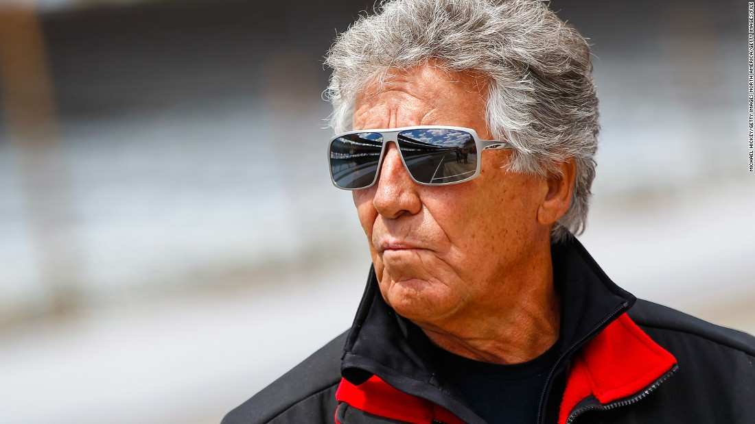 Mario Andretti is one of only two Americans to win the Formula One world title.