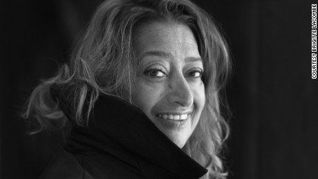 Zaha Hadid's final art installation celebrates a revolutionary artist