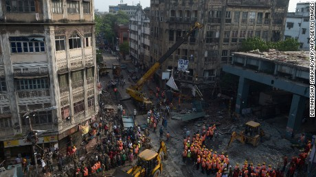 Kolkata's infrastructure has long struggled with the city's growth.