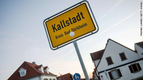 Kallstadt: Bad vibes in Bad Durkheim?