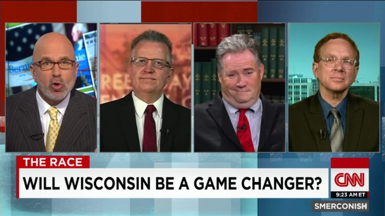 Wisconsin: Trump's Waterloo?