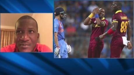 Darren Sammy interview_00002726