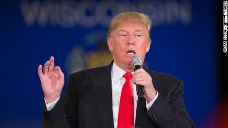 Party divide over presumptive nominee 'unprecedented'
