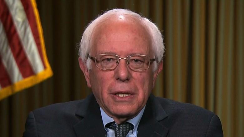 Clinton calls Sanders campaign 'desperate'