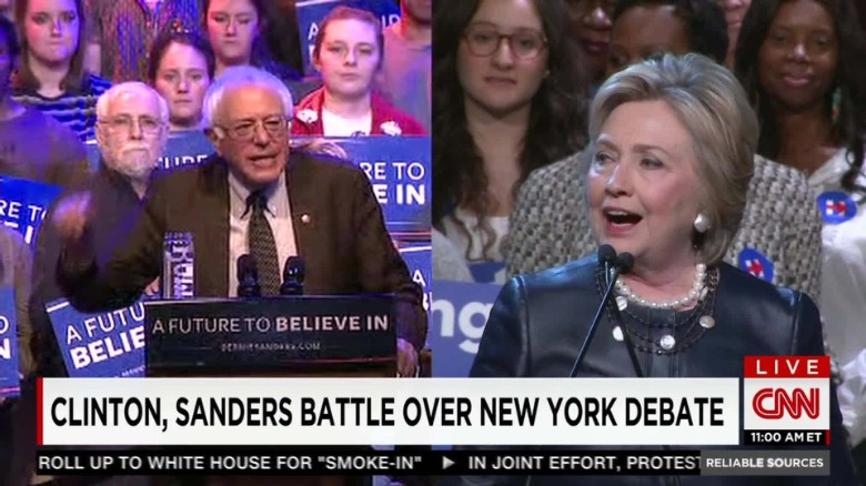 Will Clinton and Sanders debate again?