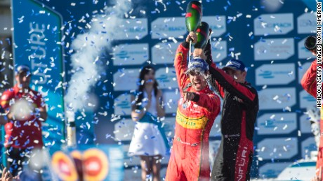 Paris ePrix: Eiffel Tower provides 'amazing' backdrop