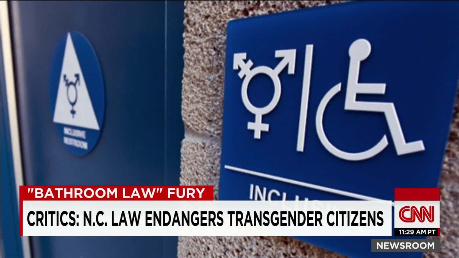 Trumps reversal on transgender bathroom directive How we got