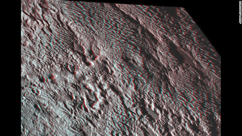 New Horizons Color Images Reveal Two Distinct Faces of Pluto | NASA