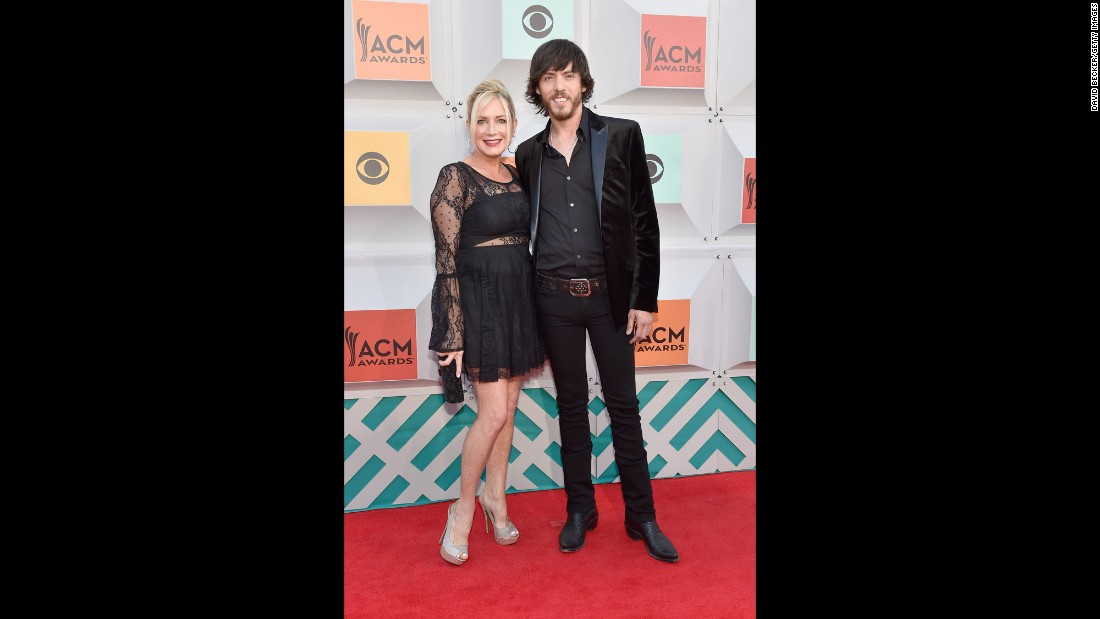 Kelly Janson and Chris Janson