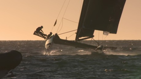 Meet the unstoppable sailor: Mr Ian Williams