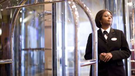 Which hotel chain has the most diverse work force?