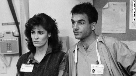 "NBC's ""St. Elsewhere"" was one of the first prime time TV shows to feature an AIDs patient in 1983."
