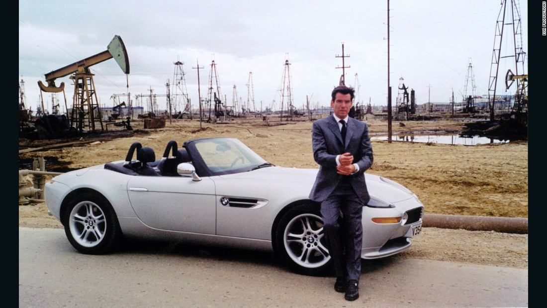 "The BMW Z8 (1999--2003) co-starred with Pierce Brosnan in the James Bond flick ""The World is Not Enough"" in 1999. The model's collectibility is also on the rise."
