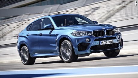 The X6M sits at the pinnacle of BMW's SAV (Sports Activity Vehicle) range, which has proven extremely lucrative. BMW pioneered the category with the X5 in 1999.