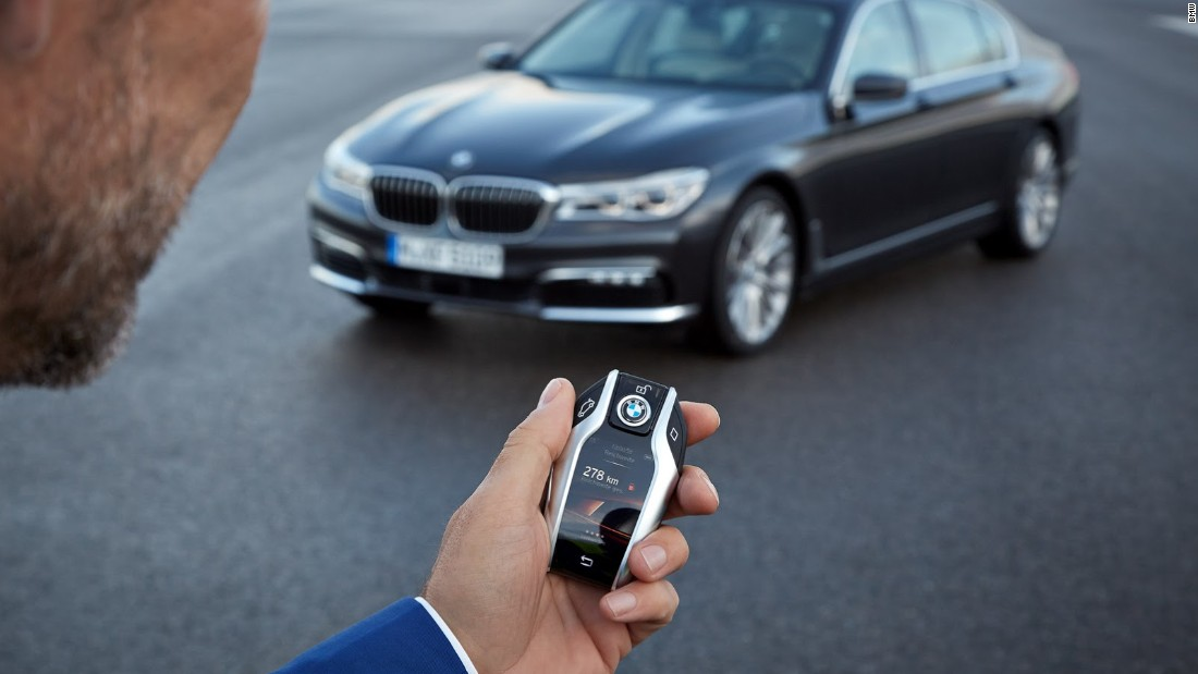 The 7 Series is also the most innovative vehicle in its class, featuring all-new technology like Gesture Control, Wireless Charging and a Display Key that gives you important information before you even take the wheel.