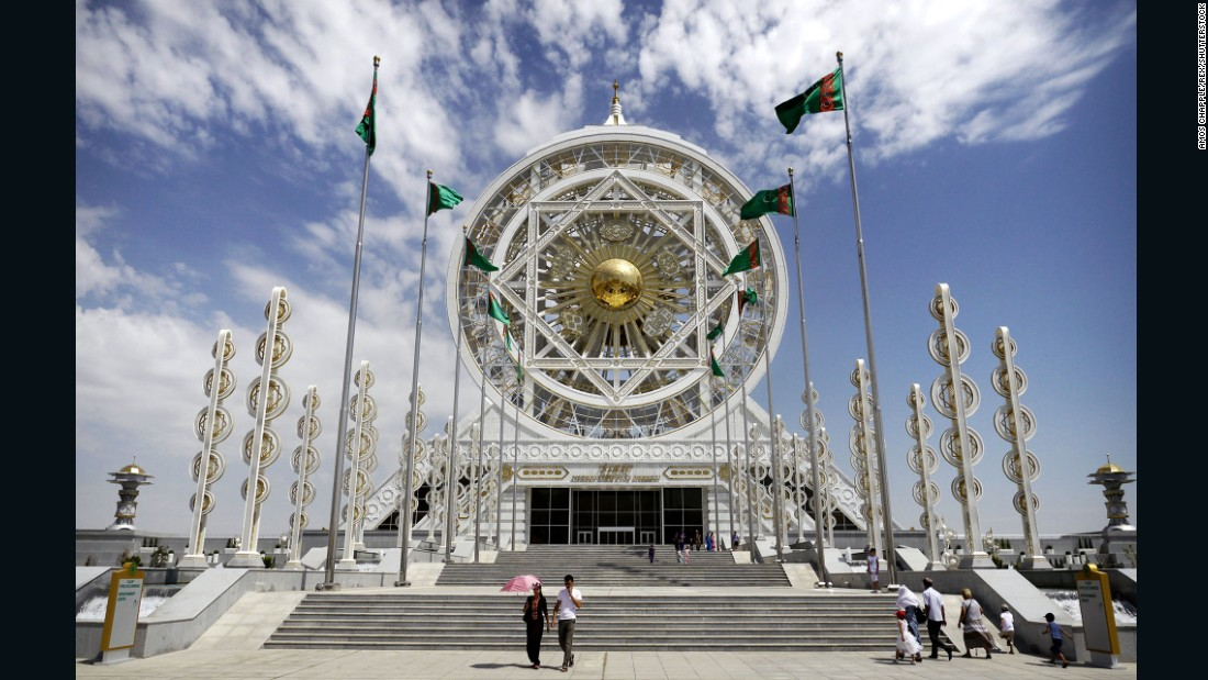Part of the record-breaking effort is the Alem Cultural and Entertainment Center, which contains the world's largest enclosed Ferris Wheel.  The 187-foot (57- meter) diameter wheel was built by the Italian Fabbri Group, when the complex was opened in 2012 at a total cost of $90m.<br />