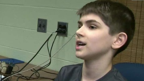 student saves school thousands good stuff newday_00003606
