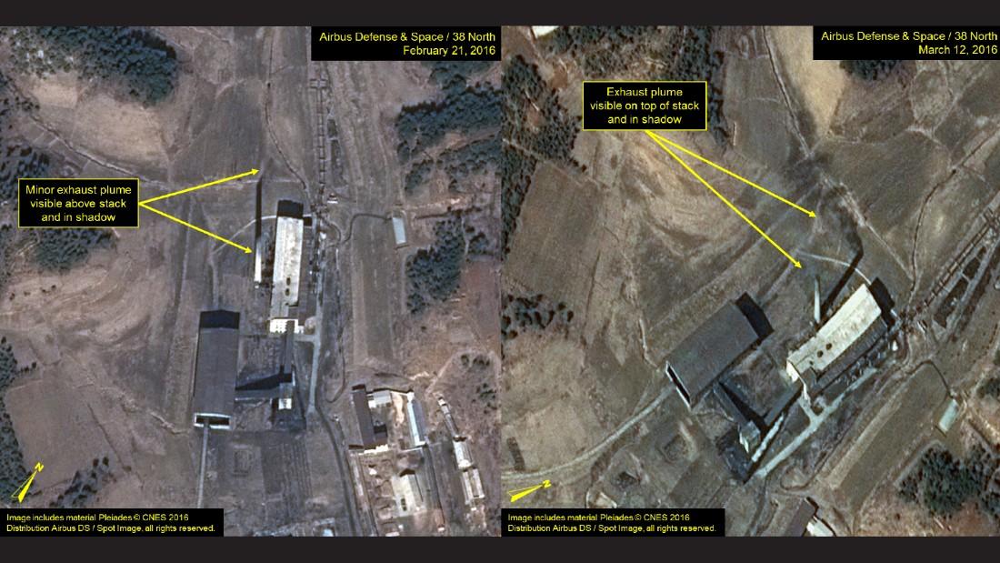39 suspicious activity 39 at north korea site 38 north says for Bureau 38 north korea
