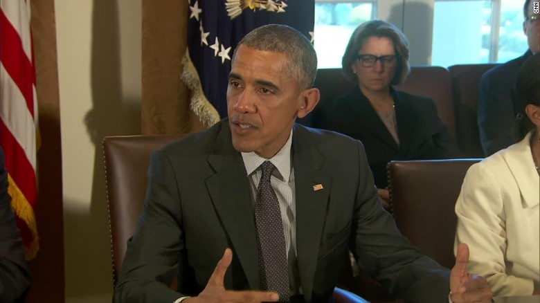 Obama: Destroying ISIS is my top priority