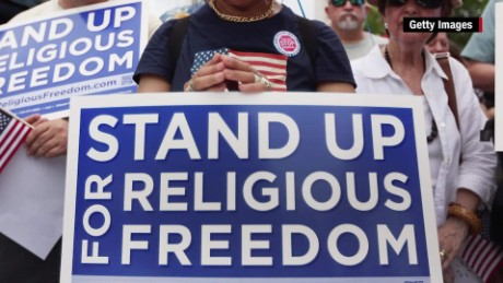 So why the recent flurry of religious freedom laws? It's a complicated answer.