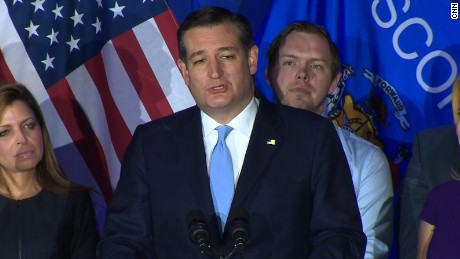 Ted Cruz on Wisconsin win: Tonight is a turning point