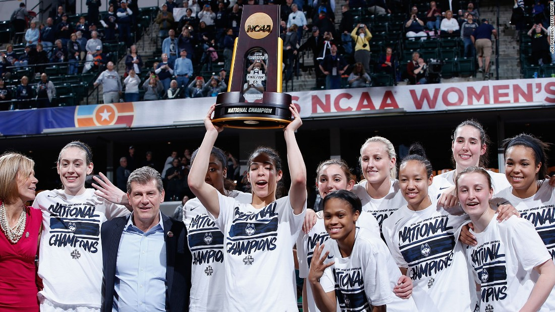 uconn aims for unprecedented fourth consecutive title. uconn huskies basketball