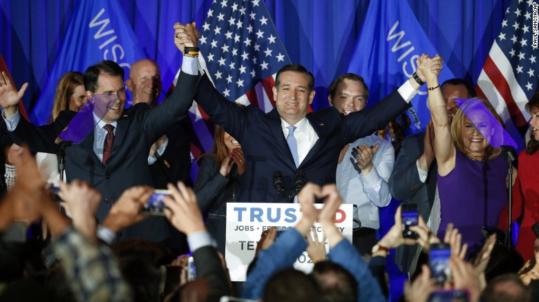 Senator: GOP momentum is with Ted Cruz