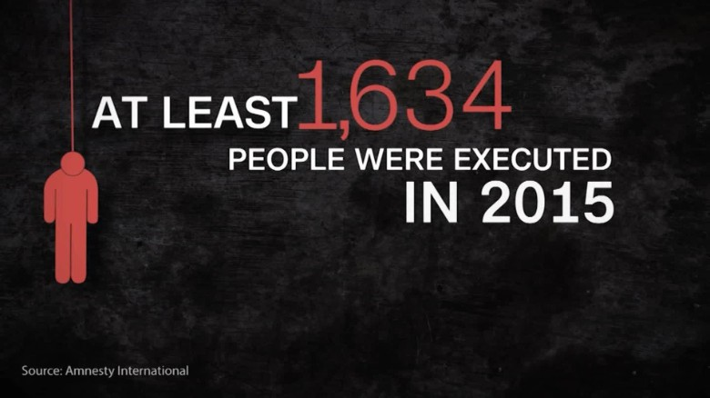 Amnesty: Executions at their highest in more than 25 years