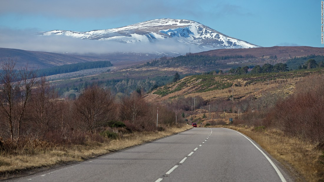 <strong>NC500, Scotland: </strong>Castles, lochs, glens and mop-topped Highland cattle are the stars of this loop road which has been billed as Scotland's answer to Route 66.