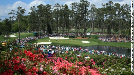 Augusta National is one of the world's most beautiful golf courses.