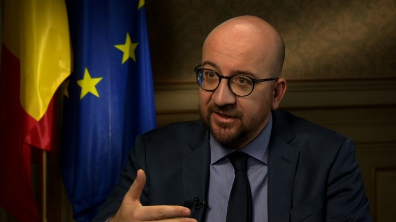 Belgian PM: 'Don't accept' attack makes us 'failed state'