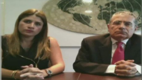 cnnee panorama entrevista panama papers ramon fonseca sara montenegro lava jato_00023625