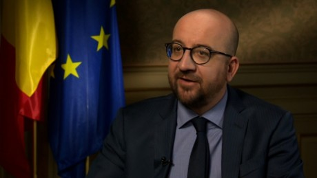Belgian PM on radicalization of his citizens