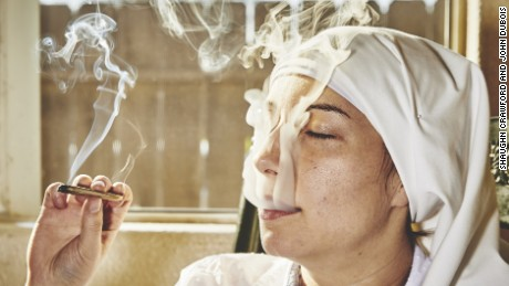 The 'nuns' who grow medical marijuana
